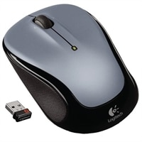 Logitech® Wireless Mouse M325 - Light Silver