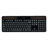 Logitech Wireless Solar Keyboard K750 - UK