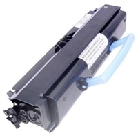 Dell - 1700 & 1700n - Black - Standard Capacity Toner Cartridge - Use and Return Cartridge - 3,000 Pages