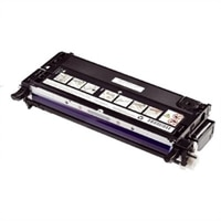Dell - 2145cn - Black - Standard Capacity Toner Cartridge - 2,500 Pages
