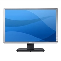 Dell UltraSharp U2412M 61cm (24'') monitor VGA, DVI-DP (1920x1200) Silver
