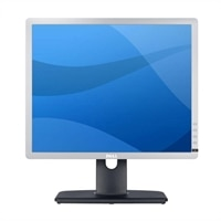Dell Professional P1913S 19'' (48cm) Std LED monitor VGA, DVI-D, DP (1280x1024) Silver EUR