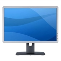 Dell Professional P2213 22'' (56cm) LED monitor VGA, DVI-D, DP (1680x1050) Silver