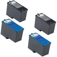 10% off on 2 X Dell 924 High Capacity Black Ink Cartridge &amp; 2 X Dell 924 High Capacity Colour Ink Cartridge
