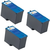 10% off on 3 X Dell 944 High Capacity Colour Ink Cartridge - &amp;pound;105.26