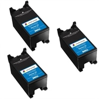 10% off on 3 X Dell V313/ V313w/ P513w High Capacity Colour Ink Cartridge Single Use