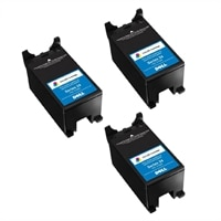 10% off on 3 X Dell P713w/ V715w High Capacity Colour Ink Cartridge Single Use