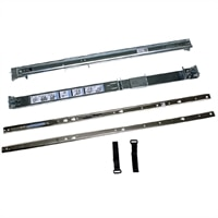 Dell 2/4-Post Static Rails  1U - Kit