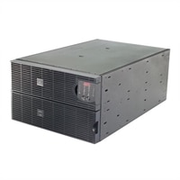APC Smart-UPS RT 8000VA RM - UPS (rack-mountable) - AC 220/230/240 V - 8000 VA - Ethernet 10/100, RS-232 - 9 Output Connector (s) - 6U
