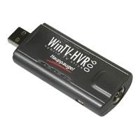 Hauppauge WinTV HVR-900 - DVB-T receiver / analogue TV tuner - Hi-Speed USB