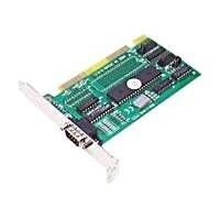 StarTech.com 1 Port ISA RS232 Serial Adapter Card with 16550 UART - Serial adapter - ISA - serial