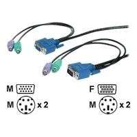 Keyboard / Video / Mouse (KVM) Cable