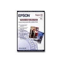 Epson Premium Semigloss Photo Paper - Semi-gloss photo paper - A3 plus (329 x 423 mm) - 20 sheet (s) - for Stylus Pro 11880, Pro 3880, Pro 7890; SureColor SC-T3000, T5000, T7000; WorkForce 7510