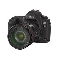 Canon EOS 5D Mark II - Digital camera - SLR - 21.1 Mpix - 4.3 x optical zoom EF 24-105mm IS lens