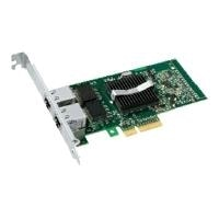 Intel PRO/1000 PT Dual Port Server Adapter - Network adapter - PCI Express x4 - 10Mb LAN, 100Mb LAN, Gigabit LAN - 10Base-T, 100Base-TX, 1000Base-T - 2 ports