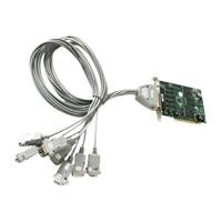 StarTech.com 8 Port PCI RS232 Serial Adapter Card High Speed 16950 cable included - Serial adapter - PCI - RS-232 - 8 ports
