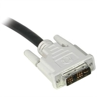 C2G - DVI cable - single link - DVI-I (M) - DVI-I (M) - 1 m