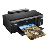 Epson Stylus Photo P50 - Printer - colour - ink-jet - Legal, A4 - 5760 x 1440 dpi - up to 37 ppm (mono) / up to 38 ppm (colour) - capacity: 120 sheets - USB