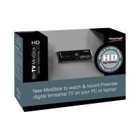 Hauppauge WinTV MiniStick HD - DVB-T HDTV receiver - Hi-Speed USB
