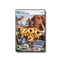 Zoo Tycoon 2: Extinct Animals - Complete package - PC - CD (DVD case) - Win - English International - Not to Latin America