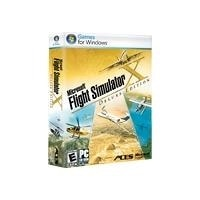 Microsoft Flight Simulator X Deluxe Edition - Complete package - 1 user - PC - DVD - Win - English International - Not to Latin America