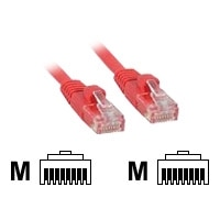 C2G Enhanced Cat5E 350MHz Snagless Patch Cable - Patch cable - RJ-45 (M) - RJ-45 (M) - 2 m - CAT 5e - moulded, stranded, snagless, booted - red