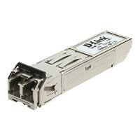 D-Link DEM 211 - SFP (mini-GBIC) transceiver module - 100Base-FX - LC multi-mode - plug-in module - up to 2 km - 1310 nm - for DES 1210; DGS 3100-24, 3100-24P, 3100-48, 3100-48P; xStack DES-3552 - &amp;pound;106.79