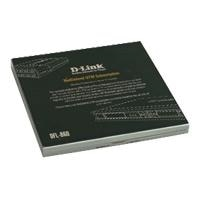 D-Link NetDefend Anti-Virus Service - Virus definitions update - 1 year - for NetDefend DFL-860