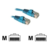 C2G Enhanced Cat5E 350MHz Snagless Patch Cable - Patch cable - RJ-45 (M) - RJ-45 (M) - 7 m - CAT 5e - moulded, stranded, snagless, booted - blue