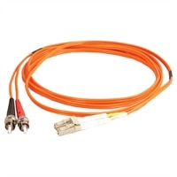 C2G - Patch cable - LC multi-mode (M) - ST multi-mode (M) - 30 m - fibre optic - 62.5 / 125 micron