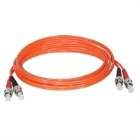 C2G - Patch cable - ST multi-mode (M) - ST multi-mode (M) - 3 m - fibre optic - 62.5 / 125 micron - moulded