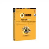 Norton 360 2013 - Subscription package (1 year) - 3 PCs - CD - Win - International