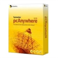 Symantec pcAnywhere Host Small Business Pack - (v. 12.5) - complete package - 5 users - CD - Linux, Win, Mac - International