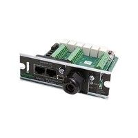 APC Schneider - UPS management module - black