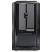 APC NetShelter SX Deep Enclosure - Rack - black - 24U - 19-inch