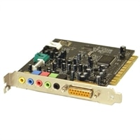 Refurbished: Live Multimedia Audio Card for Select Dell Dimension / OptiPlex Systems