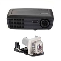 Dell 1210S Value Series Projector with Extra Lamp and 2-Year Advanced Exchange Warranty