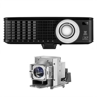 Dell 1420X Projector with 5-Year Advanced Exchange Warranty and 1-Year Replacement Lamp Warranty