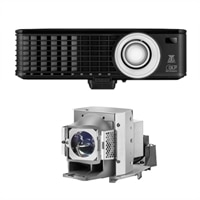 Dell 1430X Projector with 5-Year Advanced Exchange Complete Care Warranty and 1-Year Replacement Lamp Warranty