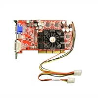 Refurbished: 128 MB Radeon 9700 TX Graphics Card with TV-Out for Dell Dimension 8300 System