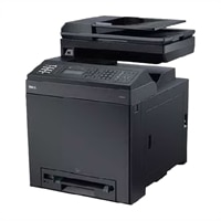 Dell 2155cn Color Laser Printer with 5-Year Next Business Day Basic Warranty