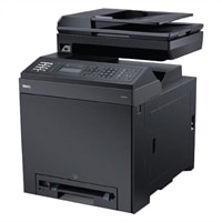 Dell 2155cn Multifunction Color Laser Printer with 1-Year Next Business Day Basic Warranty