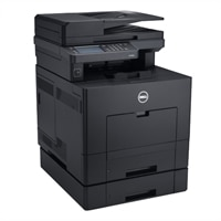 Dell Color Multifunction Printer - C3765dnf