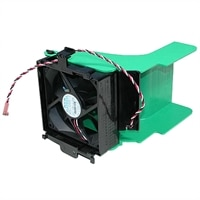 Dell Refurbished: Assembly System Fan and Shroud for Dell Dimension 2300/ 2350 Desktop