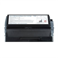 3,000 Page Black Toner Cartridge for Dell P1500 Laser Printer - Use and Return
