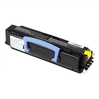 Dell 6,000 Page Black Toner Cartridge - Use and Return