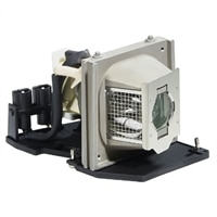 Replacement Lamp for Dell 2400MP Projector