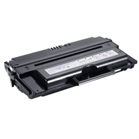 3,000 Page Black Toner Cartridge for Dell 1815dn Laser Printer