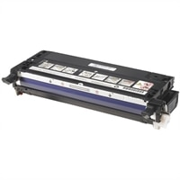 5,000 Page Black Toner Cartridge for Dell 3110cn Color Laser Printer