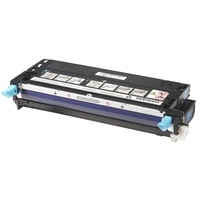 Dell PF029 toner -- 8000 page (high yield) Cyan toner for Dell 3110cn, Dell 3115cn Printer -- 310-8094